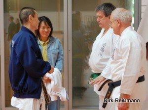 letztes Training Kobudo (1)