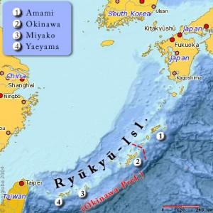 Ryukyu Inseln (1)